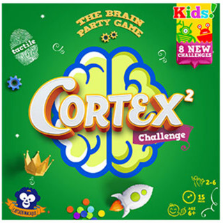 Cortex 2 Kids zeleni