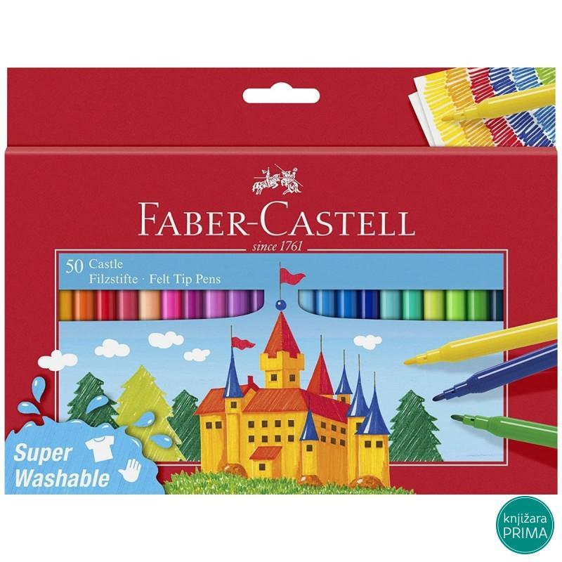 Flomasteri FABER CASTELL 50