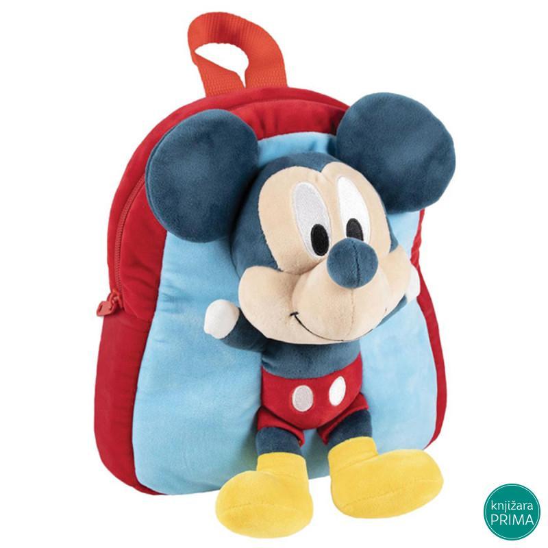 Ranac za vrtić CERDA Mickey plišani