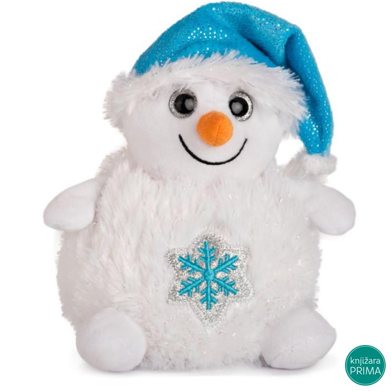 Snežna plišana igračka 19 cm
