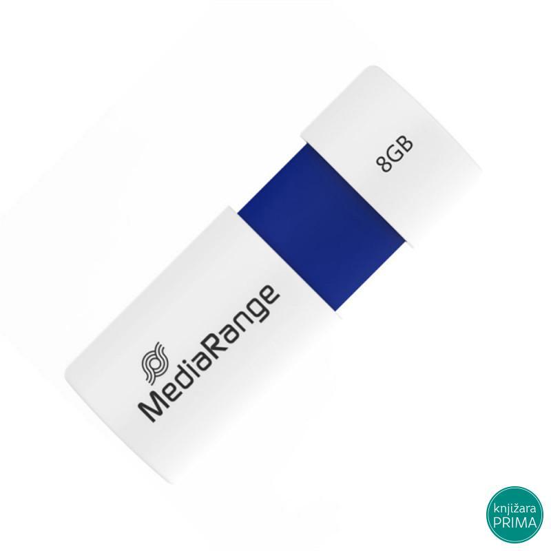 Flash memorija USB 2.0 8GB MEDIARANGE