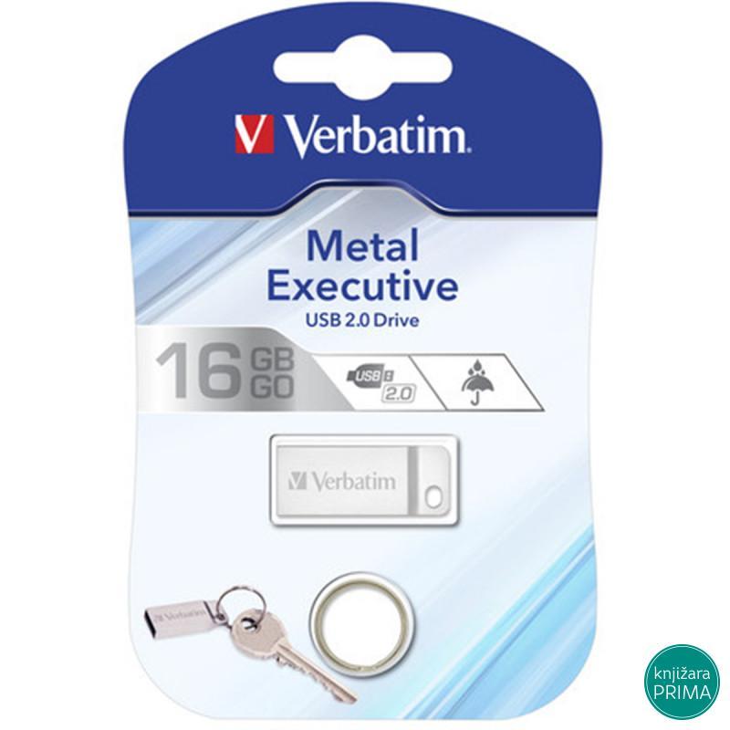 Flash memorija USB 2.0 16GB VERBATIM executive