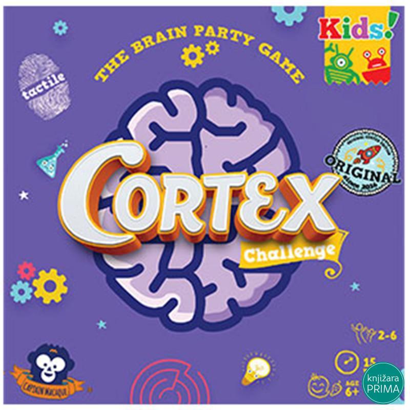 Cortex 1 Kids ljubičasti