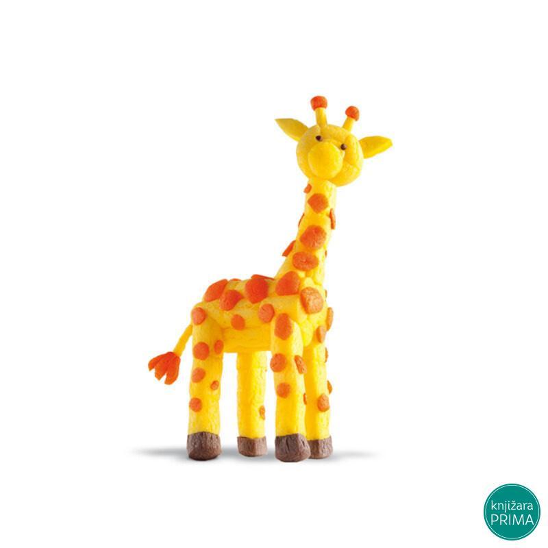 PLAYMAIS One - napravi žirafu
