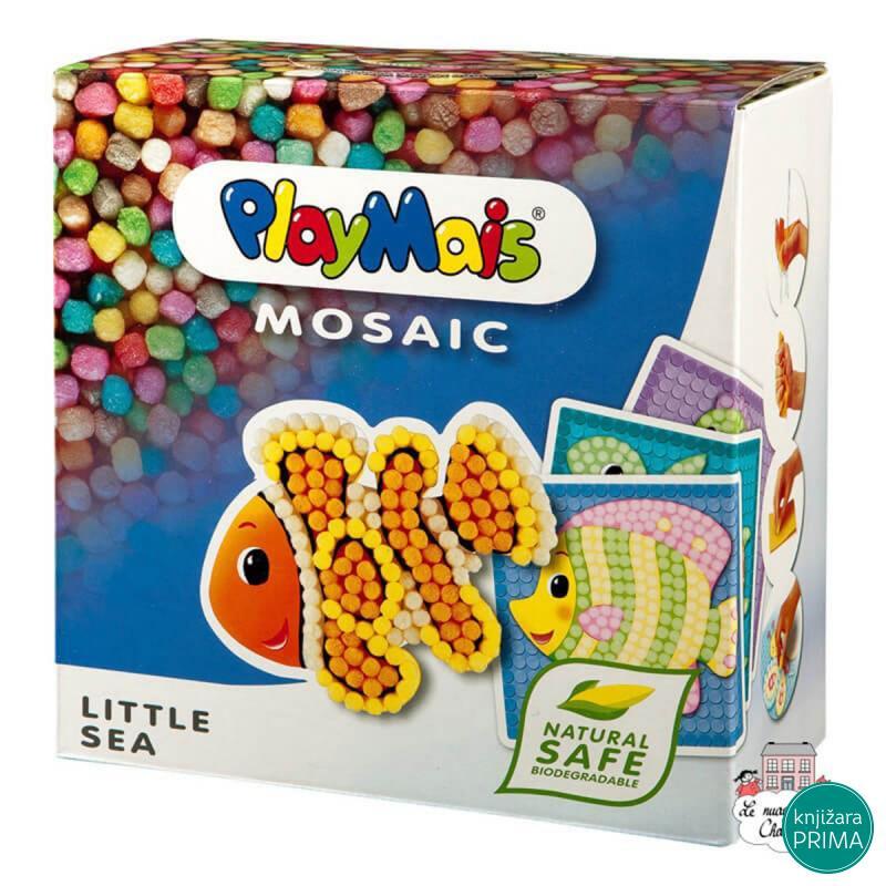 PLAYMAIS Mozaik - morske životinje