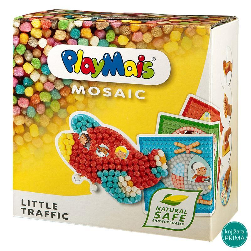 PLAYMAIS Mozaik - saobraćaj