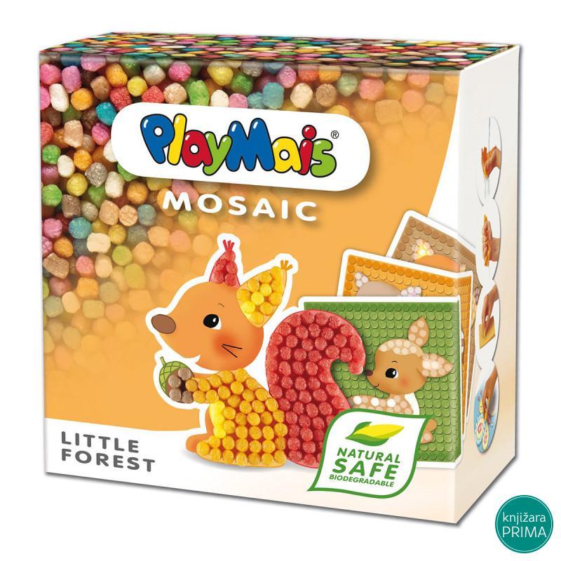 PLAYMAIS Mozaik - šumske životinje