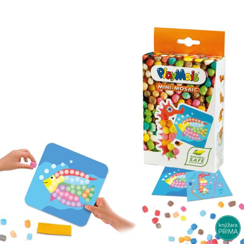 PLAYMAIS mini mozaik - more